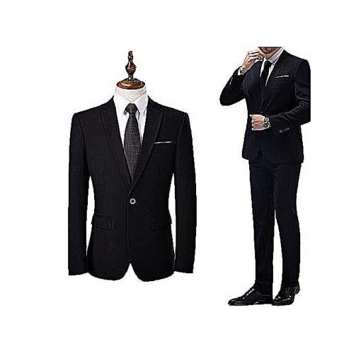 Onitshamarket - Buy Fashion Exclusive Men's Suits Black