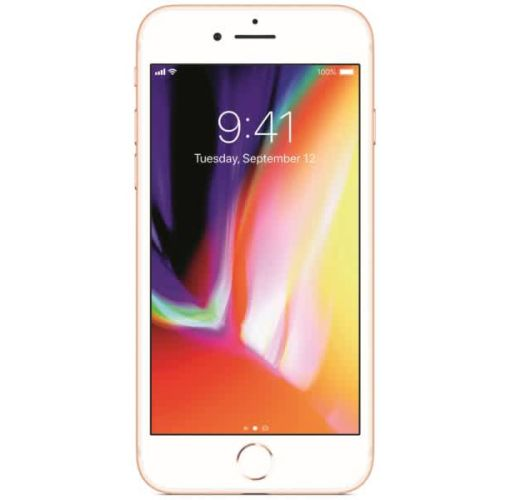Onitshamarket - Buy Apple IPhone 8 4.7-Inch HD (2GB,64GB ROM) IOS 11, 12MP + 7MP 4G Smartphone Gold LTE Cellular MQ6M2LL/A Smartphones