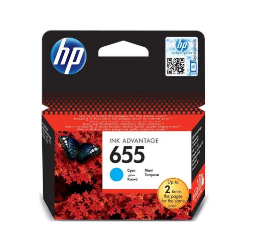 Onitshamarket - Buy HP 655 Black Original Ink Advantage Cartridge - CZ109AE