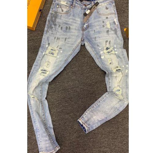 Onitshamarket - Buy VIEW FULLSCREEN VIEW LARGE THUMBNAILS ADER Error x Maison Kitsuné Slit-knee logo-tab jeans VIEW VIDEO NEW SEASON  ADER ERROR X MAISON KITSUNÉ  Slit-knee logo-tab jeans