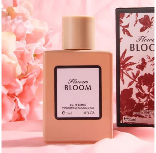 Onitshamarket - Buy Women Fashion Makeup Tool Perfume Fresh and Lasting Floral and Fruity Notes 55ml Fragrances