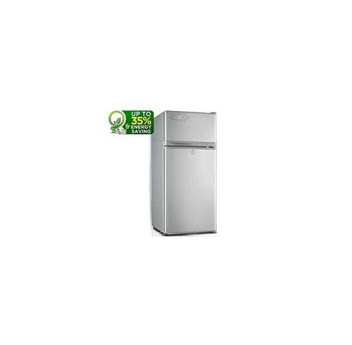 Onitshamarket - Buy Haier Thermocool 80-Litres Double Door Refrigerator - HRF 80AEX Refrigerator