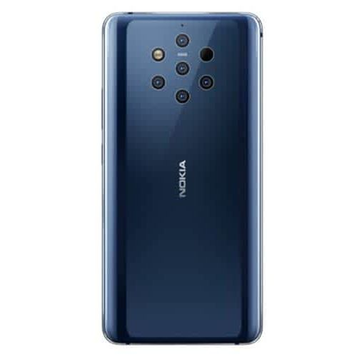 Onitshamarket - Buy Nokia 9 PureView 4G Phablet Global Version - Midnight Blue  In-screen Fingerprint Sensor 5 x 12.0MP Rear Camera Smartphones