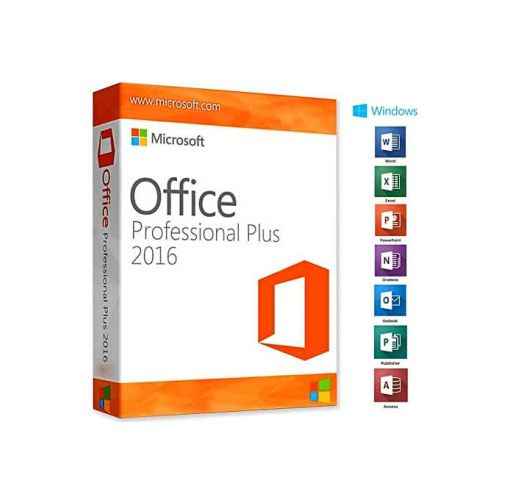 Onitshamarket - Buy Microsoft Office 2016 Professional Pro Plus Key 32/64 Bit 1PC Windows