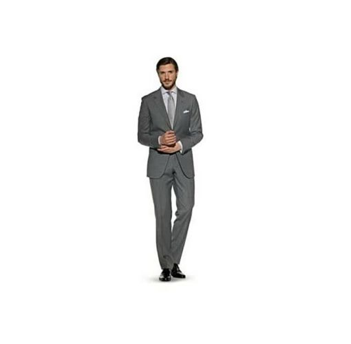 Onitshamarket - Buy Men Suit - Dark Grey Suit - Fashion