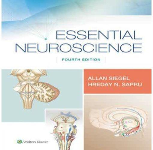 Onitshamarket - Buy Essential Neuroscience by Allan Siegel,Heidi Siegel, and Hreday N. S.