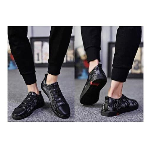 Onitshamarket - Buy Men's Sneakers------Classy Lush Flowery Sneakers