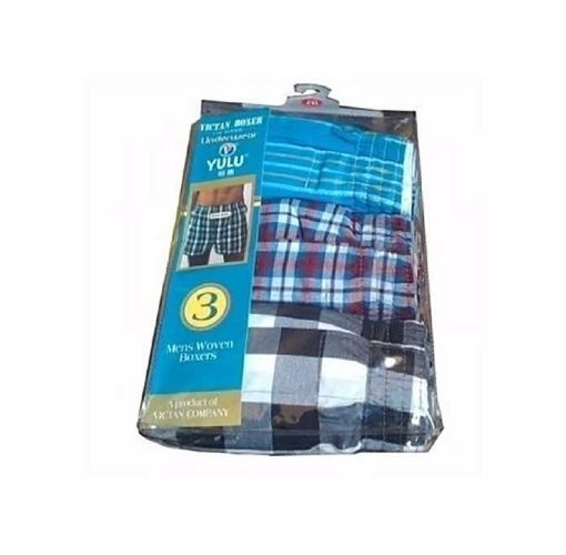 Onitshamarket - Buy Fashion Boxers Shorts - Set Of 3