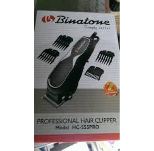 Onitshamarket - Buy Binatone Hair Clipper Binatone HC-555Pro Applicances