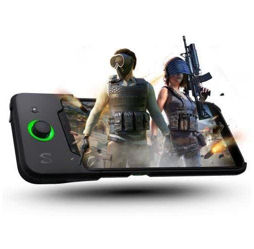 Onitshamarket - Buy generic Xiaomi Black Shark 4G Phablet Global Version - Black Smartphones