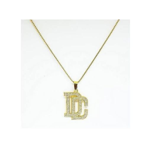 Onitshamarket - Buy Gold Chain With DC Pendant
