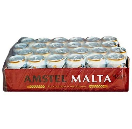 Onitshamarket - Buy Amstel Malta - 24 In A Pack