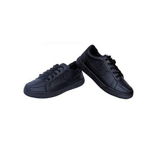 Onitshamarket - Buy All Black Casual Shoes - Black
