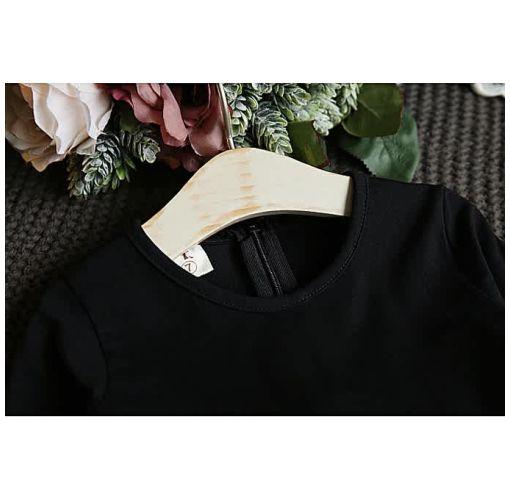Onitshamarket - Buy Aile Rabbit Girl Dotted Belt Dress, Princess Dress