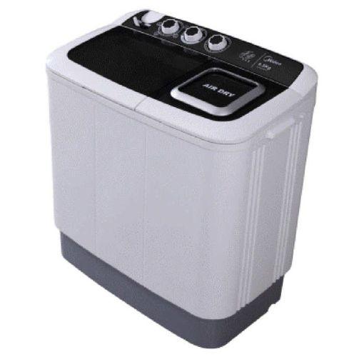 Onitshamarket - Buy Midea 6Kg Twin Tub Semi Automatic Washing Machine MTE60-P1302S Applicances