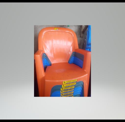 Onitshamarket - Buy Titan Black Horse Plastic Chair