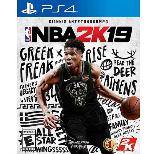 Onitshamarket - Buy 2K Games PS4 NBA 2K19 - PlayStation 4