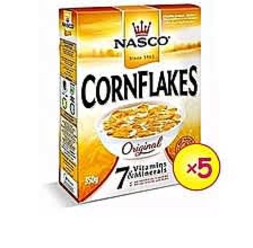 Onitshamarket - Buy NASCO Cornflakes - 350g Offer For 5pcs Crisp & Chips