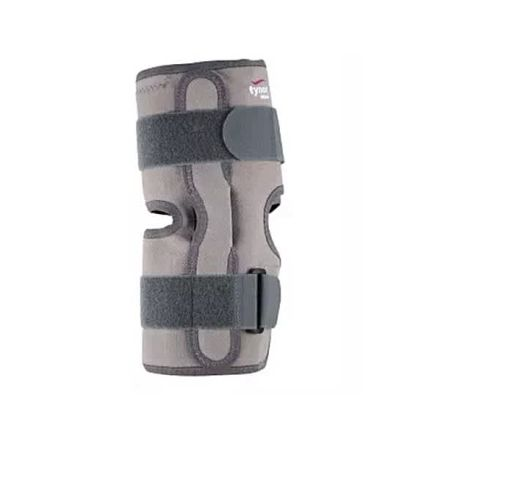 Onitshamarket - Buy FUNCTIONAL KNEE BRACE_GREY Braces & Splints