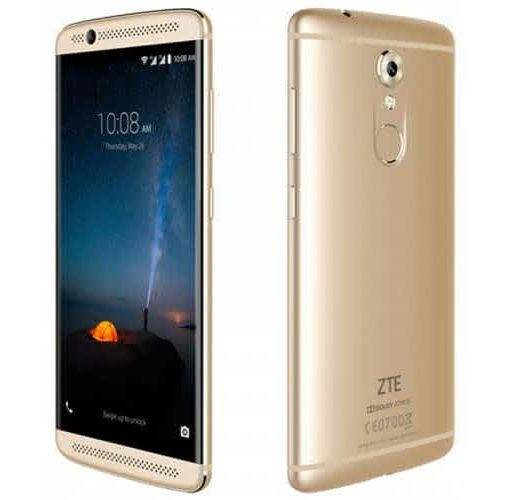 Onitshamarket - Buy generic ZTE Axon 7 Mini 4G Smartphone Fingerprint Sensor - Golden