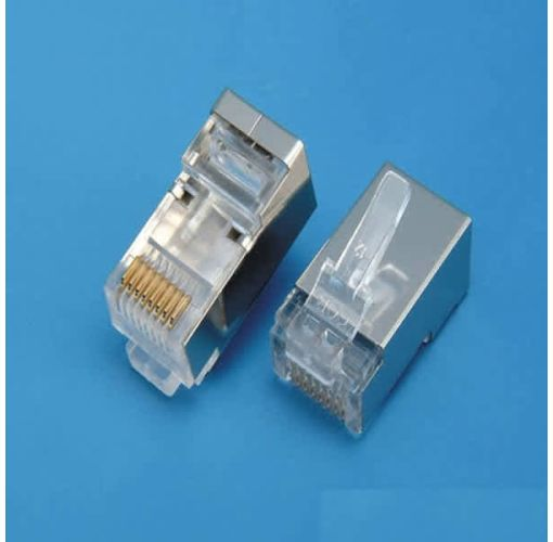 Onitshamarket - Buy RJ45 Cat6 FTP Shielded outdoor Connector (pack of 50)