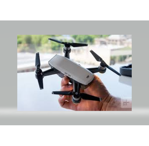 Onitshamarket - Buy DJI Spark Mini RC Selfie Drone - White RTF ( CN Plug, With Transmitter Adapter ) WiFi FPV 12MP Camera / 2-axis Mechanical Gimbal / Gesture Mode Drones