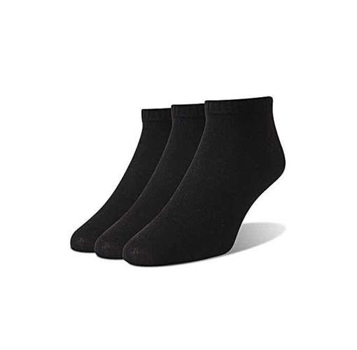 Onitshamarket - Buy Fashion Quality Ankle Socks - 3 Pairs - Black