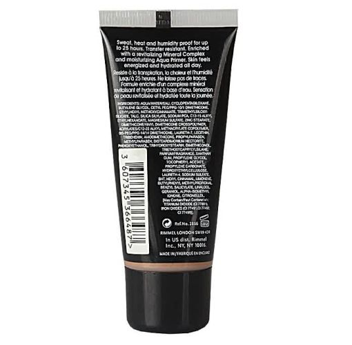 Onitshamarket - Buy Rimmel London Lasting Finish 25 Hour Foundation- 201 Classic Beige Makeup