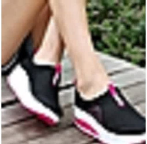 Onitshamarket - Buy Fashion Fashion Women Platform Shoes Women Loafers Breathable Air Mesh Swing Wedges Shoe