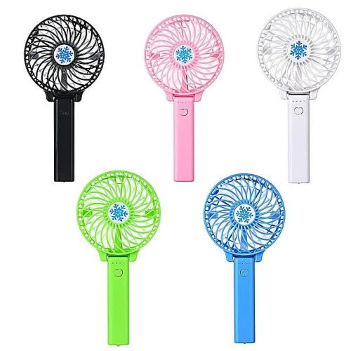 Onitshamarket - Buy Universal Mini Portable USB Rechargable Multi-purpose Hand Fan