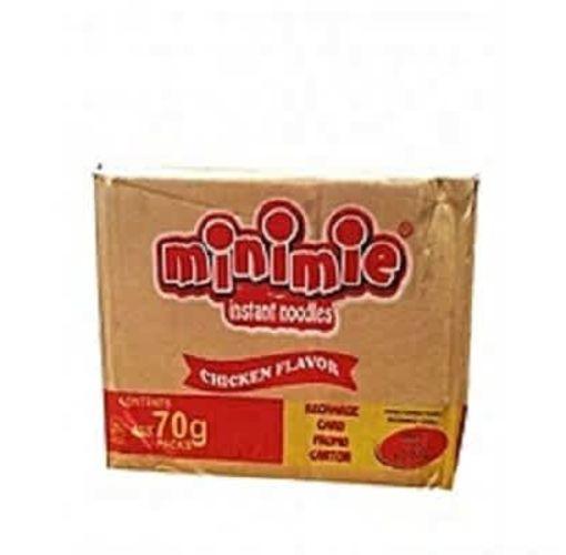 Onitshamarket - Buy Minimie Instant Chicken Noodles - 70g X 40pieces (1carton)