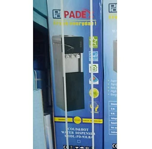 Onitshamarket - Buy Padex Hot & Cold Water Dispenser With Fridge (Authentic Product Quality With Fast Cooling/hot Water System) Water Coolers and Filters