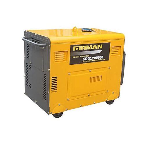 Onitshamarket - Buy Sumec Diesel Generator 100% COPPER COIL SDG12000SE