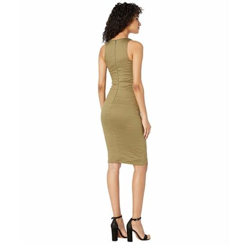Onitshamarket - Buy Nicole Miller Zipper Dress Clothing
