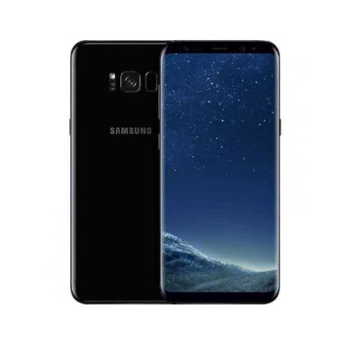 Onitshamarket - Buy Samsung Galaxy S8 5.8-Inch QHD (4GB,64GB RAM) Android 7.0 Nougat, 12MP + 8MP LTE Dual SIM Smartphone - Maple Gold Smartphones