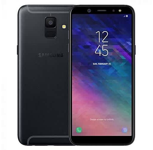 Onitshamarket - Buy Samsung Galaxy A6 (2018) A600G 3GB/32GB Dual Sim 5.6 Inch Android - Black Smartphones