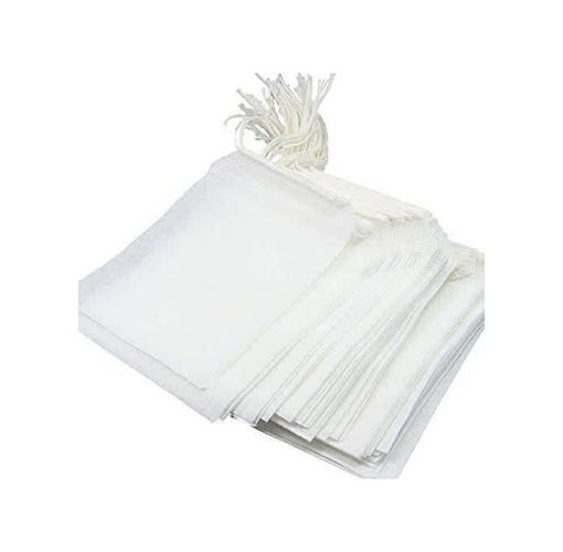 Onitshamarket - Buy 500×Empty Teabags With String Heat Seal Tea Bags Loose Leave