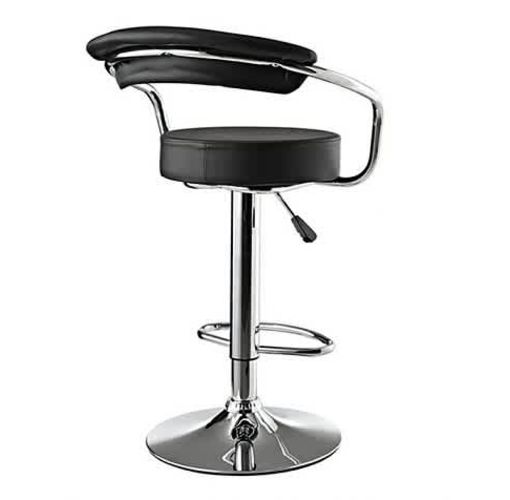 Onitshamarket - Buy Ultimate Chrome Bar Stool Office Chair