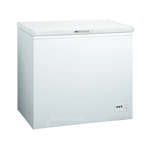 Onitshamarket - Buy Midea Chest Freezer HS-129 (99 Litres) - Silver Applicances