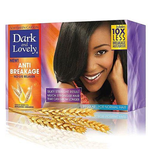 Onitshamarket - Buy Dark and Lovely New Anti Breakage Relaxer Kit