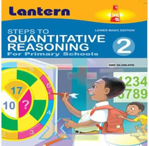 Onitshamarket - Buy Steps to Quantitative Reasoning for Primary Schools 2 by Ore Olunloyo