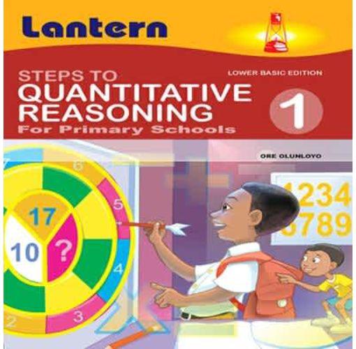 Onitshamarket - Buy Steps to Quantitative Reasoning for Primary Schools 1 by Ore Olunloyo