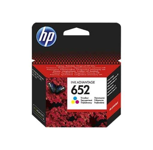 Onitshamarket - Buy HP 652 Tri-Color Original Ink Advantage Cartridge (F6V24AE)