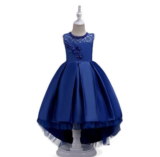 Onitshamarket - Buy Flower Kids Girls Princess Dresses Party Wedding Pageant Tulle Formal Dresses Girls Wears / Gifts / Accessories
