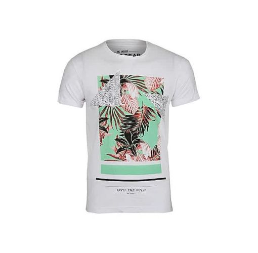 Onitshamarket - Buy Pull & bear Pull & bear White Beach Top Clothing