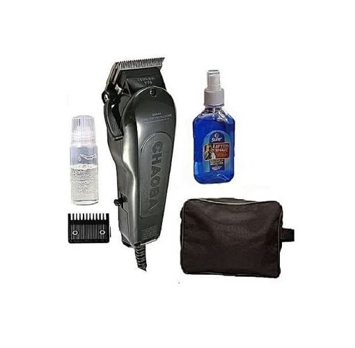 Onitshamarket - Buy Chaoba Hair Clipper (Bag & Aftershave) Set