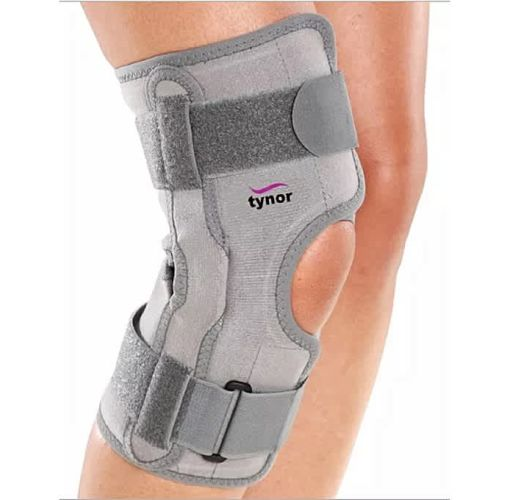 Onitshamarket - Buy FUNCTIONAL KNEE BRACE_GREY