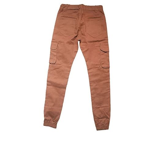 Onitshamarket - Buy Unisex Combat And Carrot Style Trousers -Brown