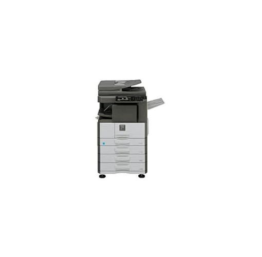 Onitshamarket - Buy Sharp MX-M356N Multi-function Monochrome Printer + Stand, Feeder and Finisher