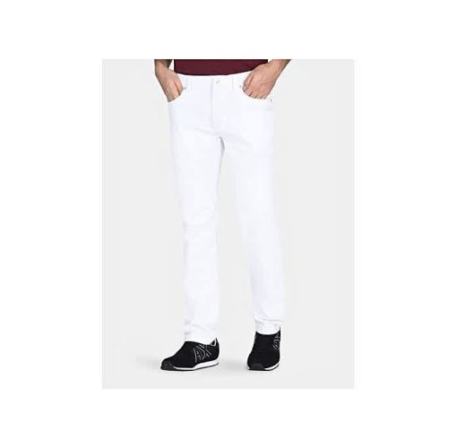 Onitshamarket - Buy Fashion Men White Jeans